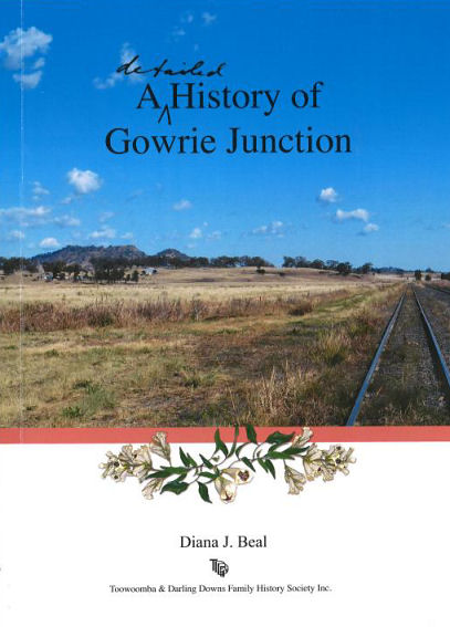 Cover A Detailed History of Gowrie Junction