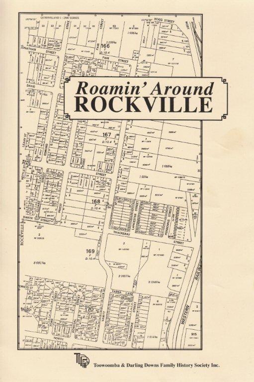 Roamin around Rockville