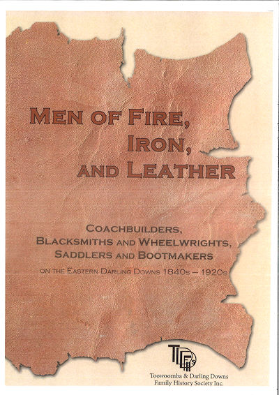 Front Cover of Men of Fire, Iron and Leather